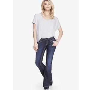 Express ReRock Boot Jeans